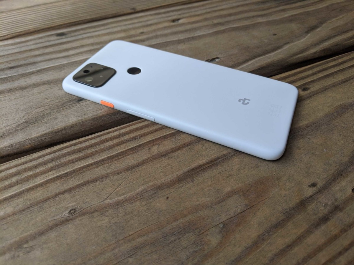 Prototype Google Pixel 4a XL