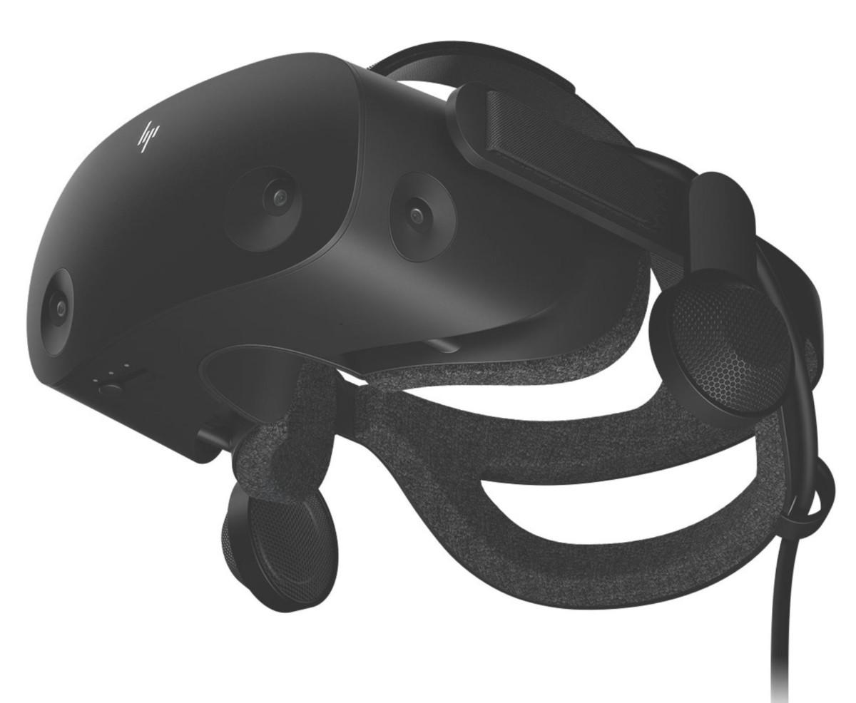 HP s'apprête à lancer un nouveau casque de réalité mixte axé sur le haut de gamme