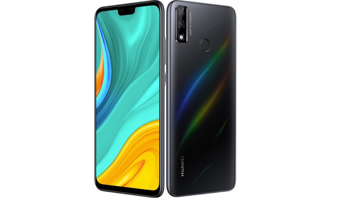 Le Huawei Y8s profite d'une fiche technique timide