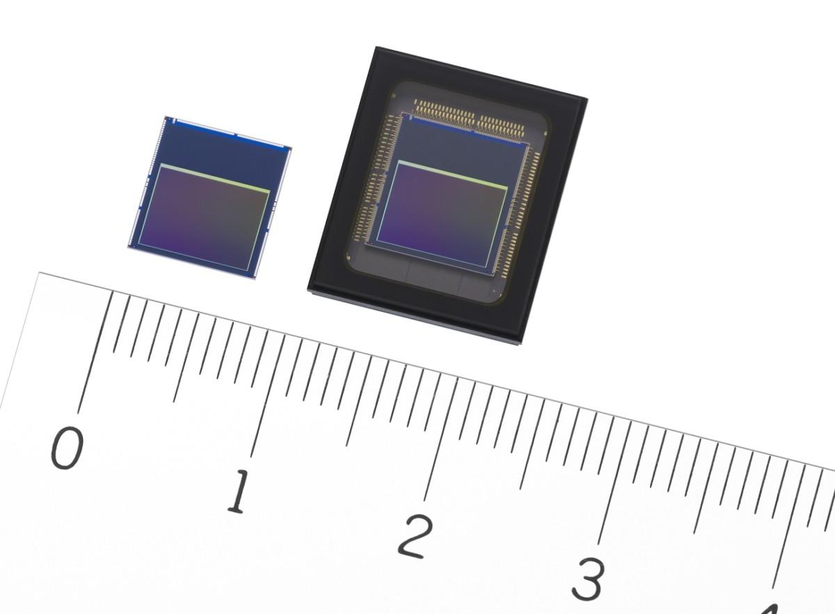 Les capteurs Sony IMX500 et IMX501