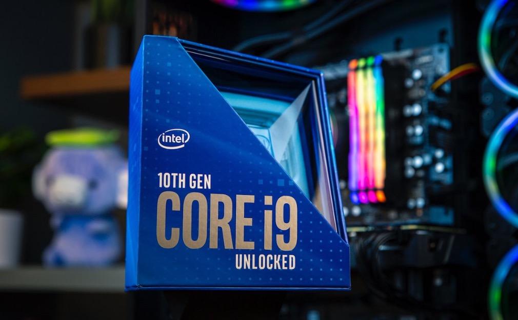Le Core i9-10900K dispose d'une nouvelle boîte… Vous vous en moquez ? Nous aussi.