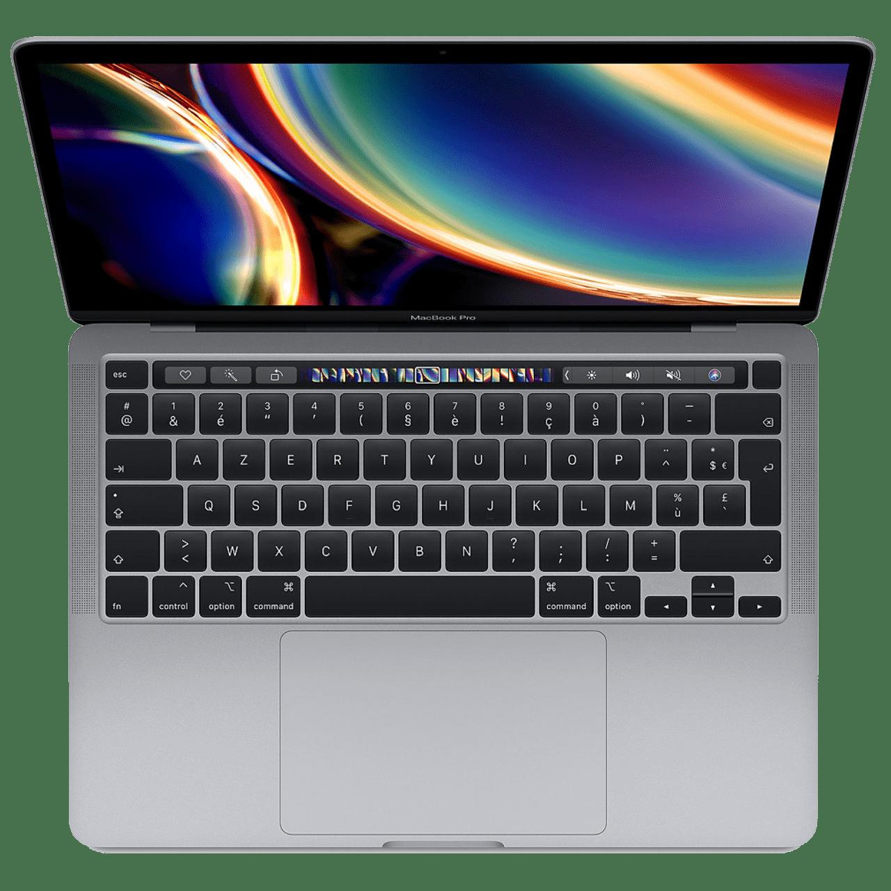 Apple MacBook Pro 13 2020 : prix, fiche technique, test et ...