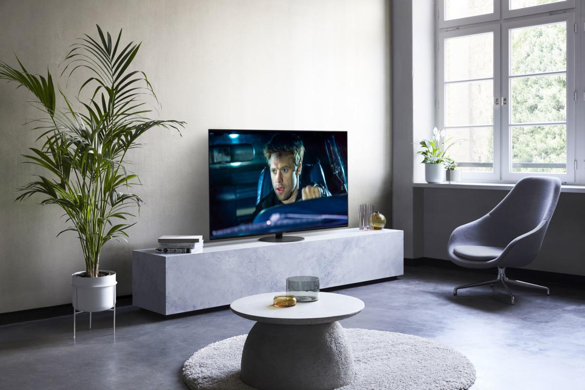 Le téléviseur Panasonic OLED TX-65HZ1000