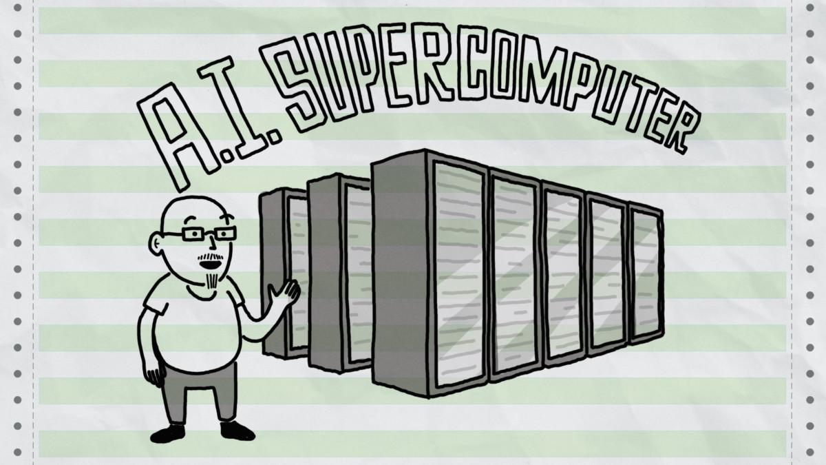 Superordinateur de Microsoft