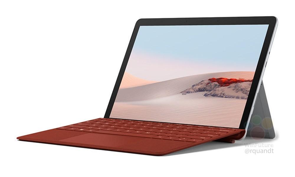 Microsoft Surface Go 2 avec clavier