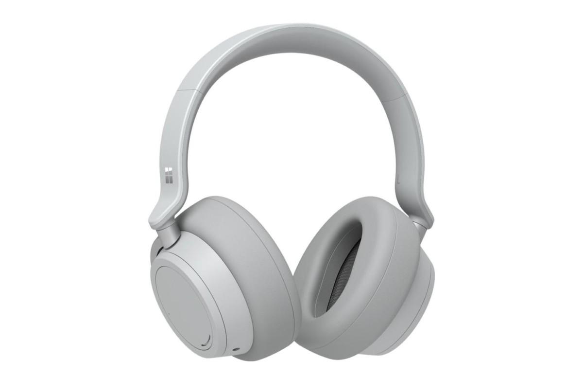 Surface Headphones : le prix du casque à réduction de bruit de Microsoft est en chute libre