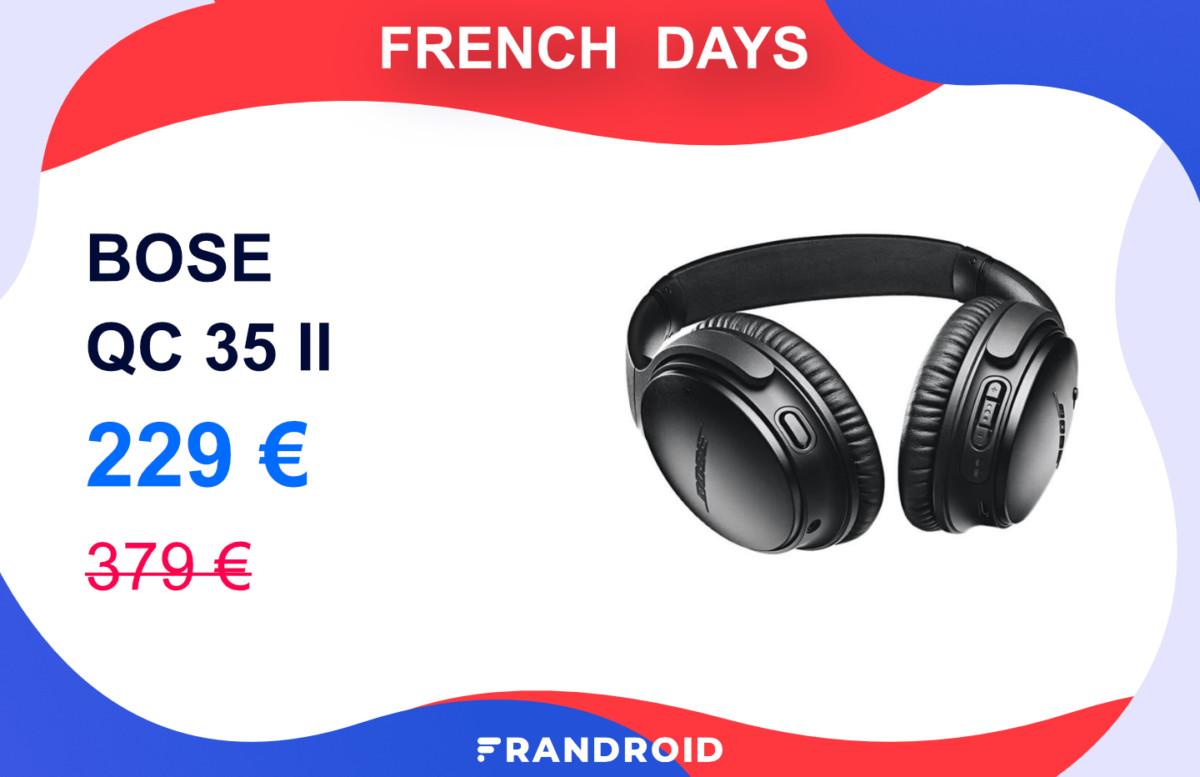 Écouteurs, casques audio et enceintes : les meilleures offres son des French Days