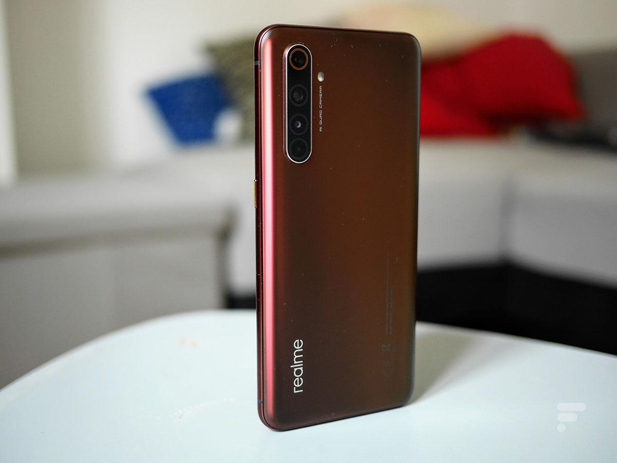 Le Realme X50 Pro est équipé du Snapdragon 865