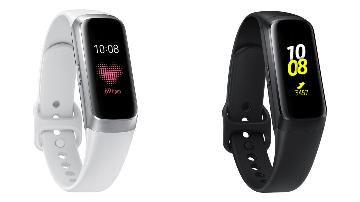 Environ 40 euros de réduction pour le bracelet connecté Samsung Galaxy Fit
