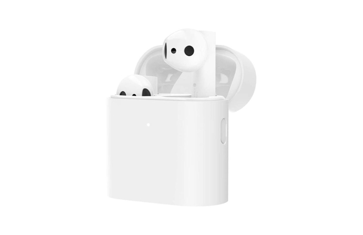 Mi True Wireless 2 : les écouteurs sans fil de Xiaomi sont à moitié prix