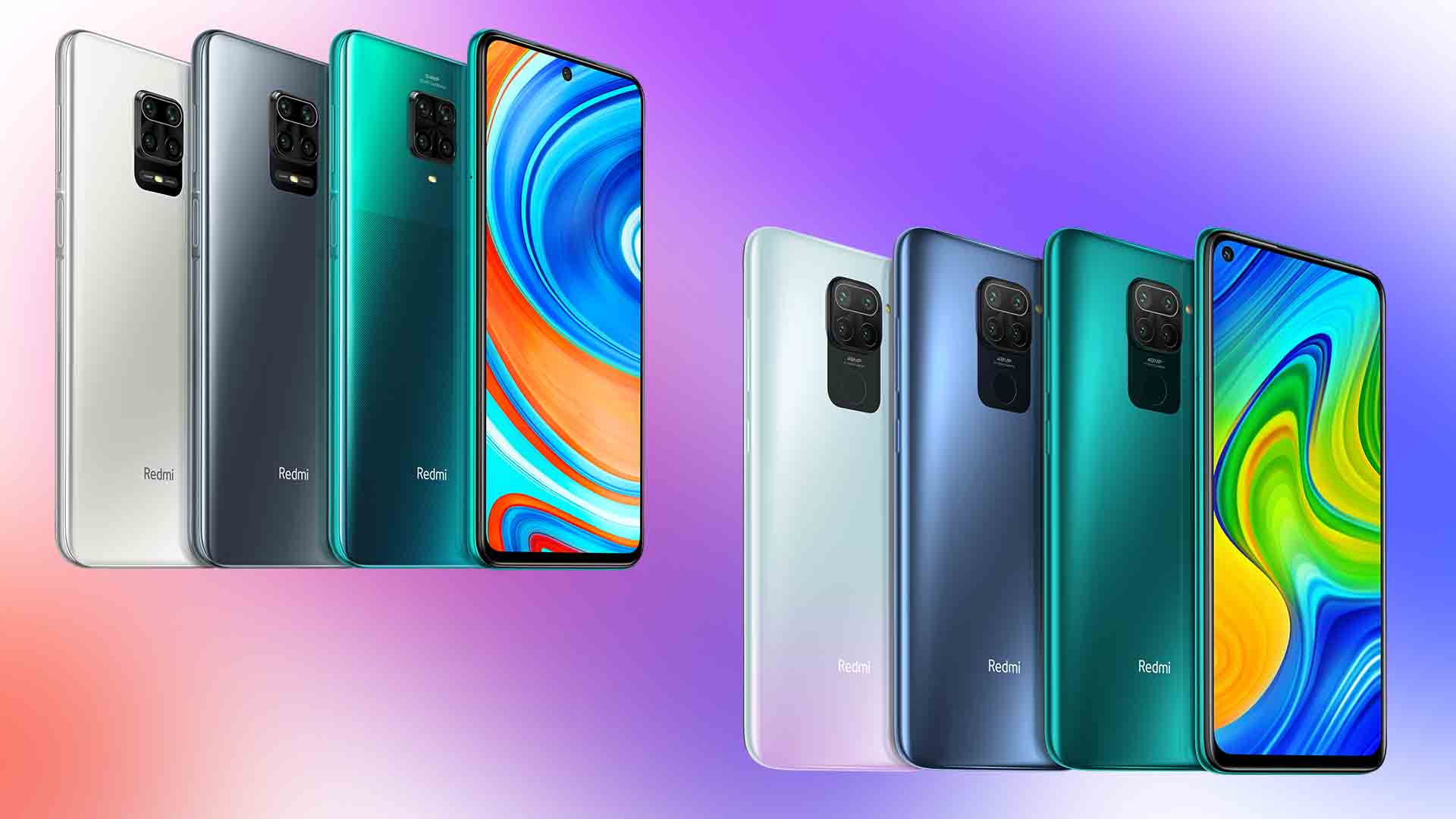 Xiaomi Redmi Note 9 and Note 9 Pro launched in France ...
