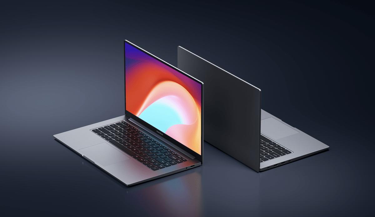 Xiaomi lance trois nouveaux laptops, tous sous processeurs AMD Ryzen4000 – Ici le RedmiBook16//Source: Xiaomi