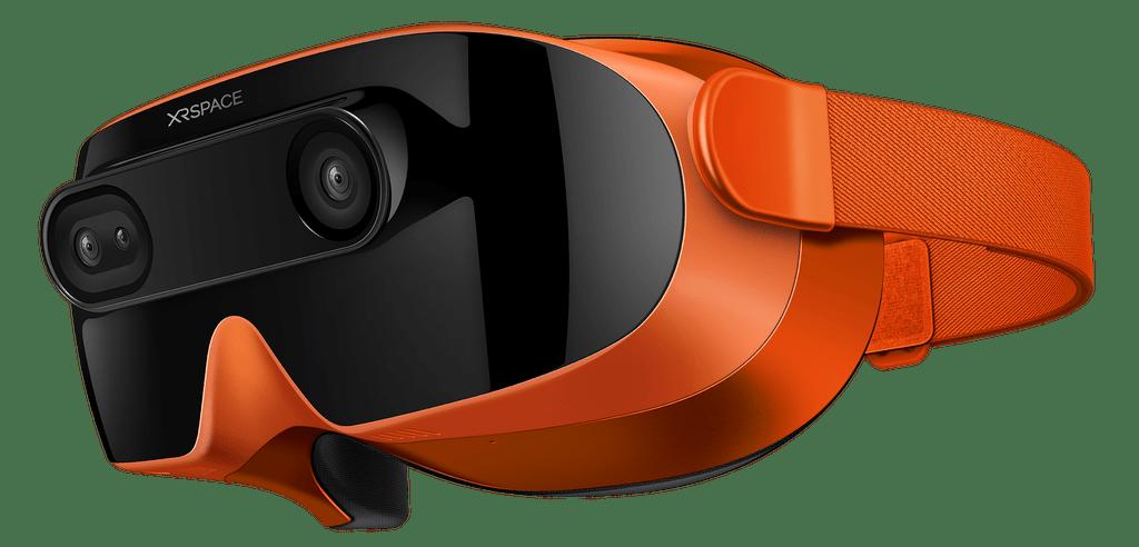 Ici le XRspace Mova, premier casque de VR 5G