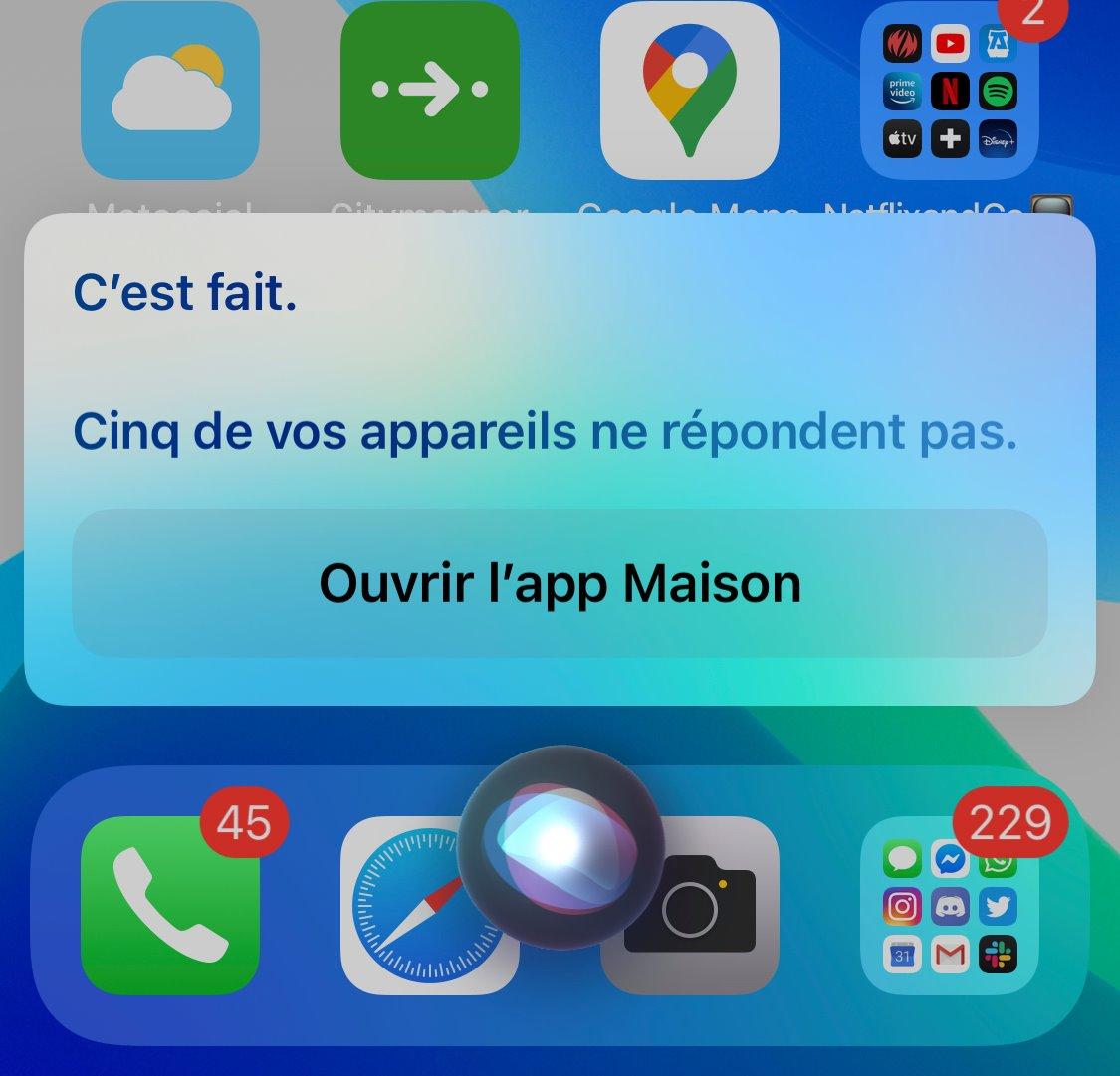 Siri sur iOS14