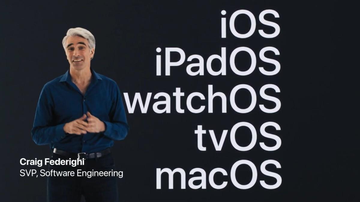 WWDC 2020 : récapitulatif des annonces de la keynote Apple