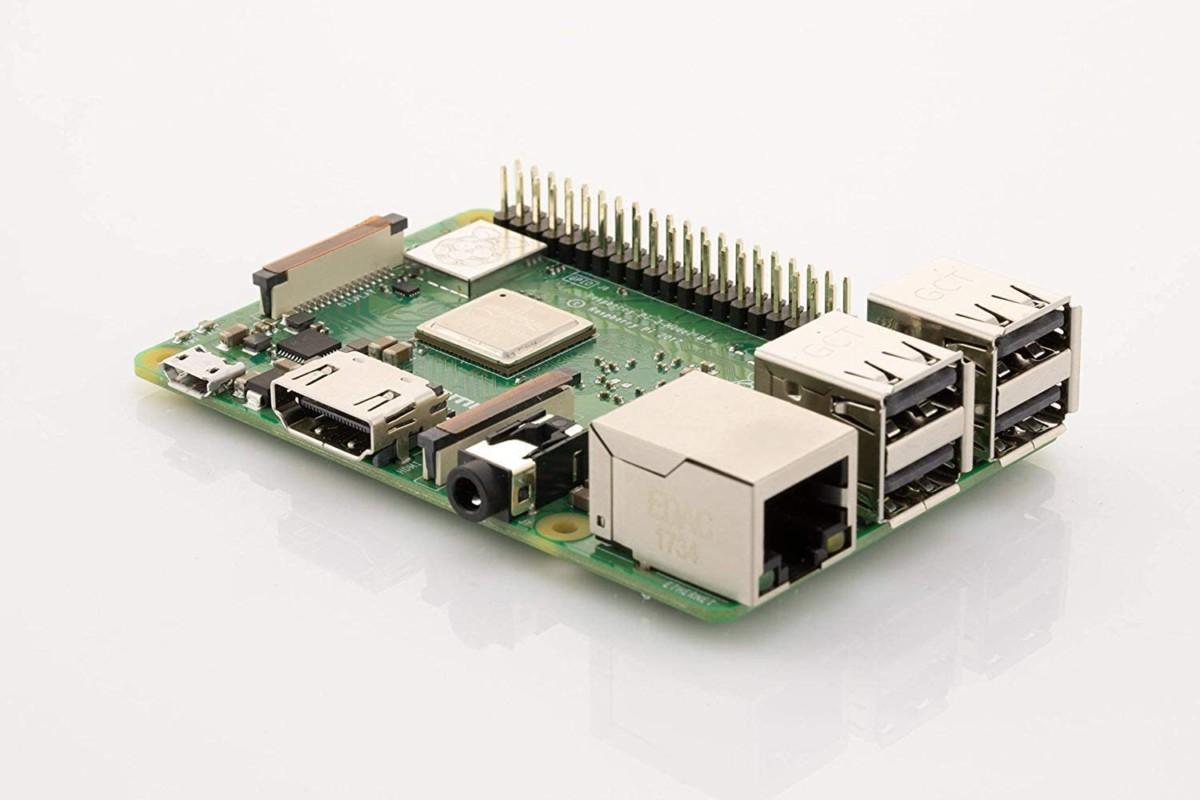 Raspberry Pi3B+