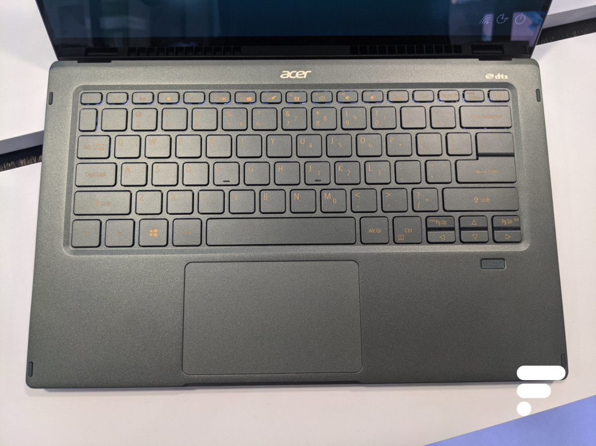 Acer dévoile le Swift 5 2020 : prise en main, prix et caractéristiques