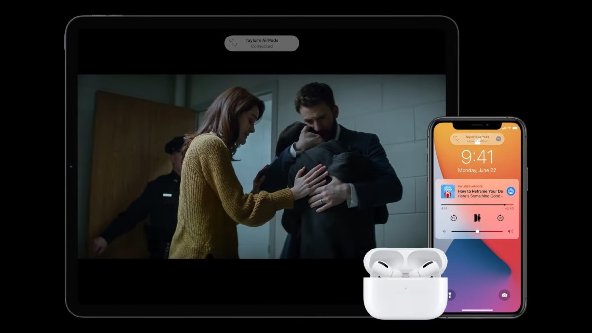 AirPods Pro WWDC 2020