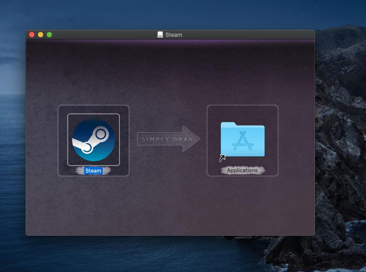 L'installation manuelle d'un logiciel sur macOS
