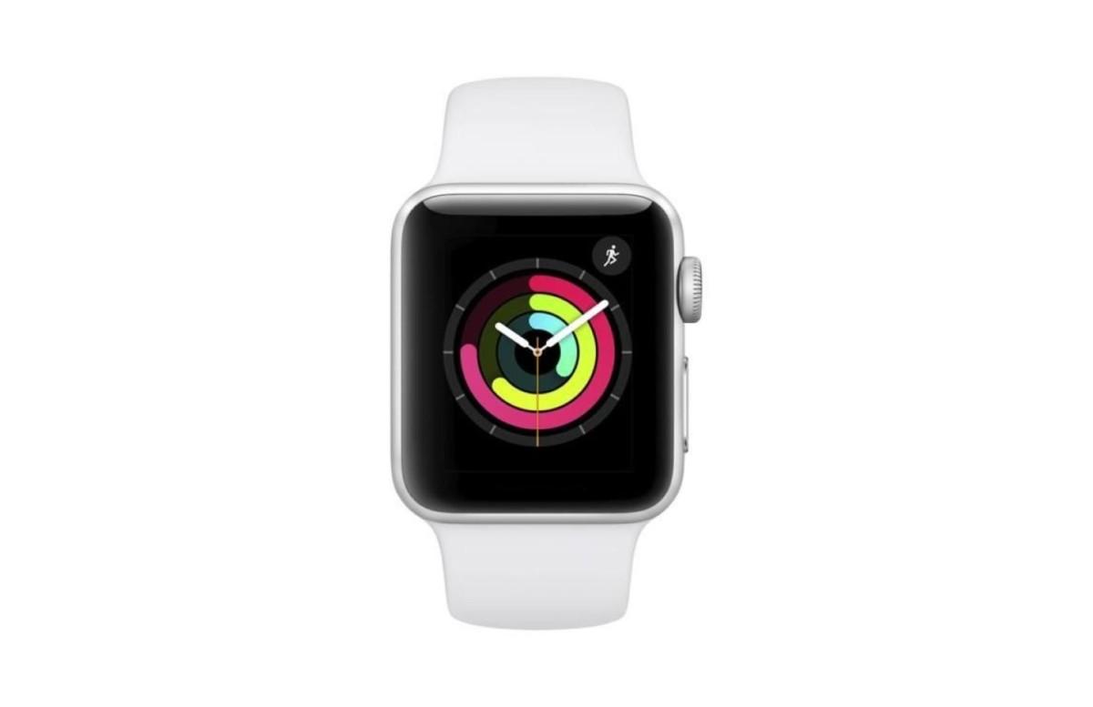 Cdiscount baisse le prix de l'Apple Watch Series 3