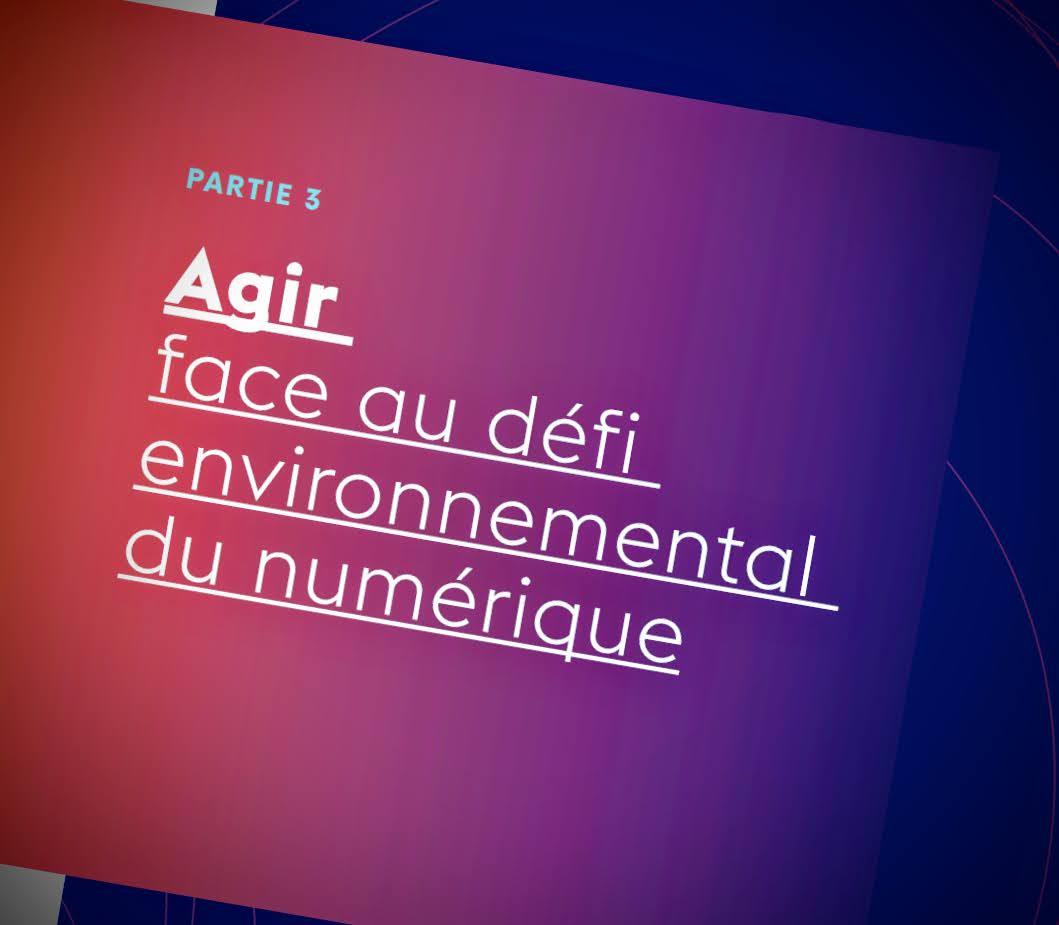 L'Arcep veut évaluer le bilan écologique d'Internet en France