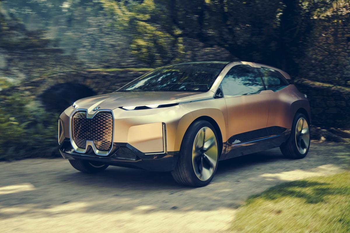 Le concept-car BMW iNEXT devrait certainement inspirer le style du futur iX5.