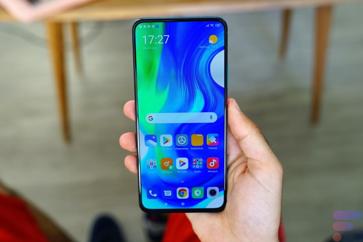Le Xiaomi Poco F2 Pro