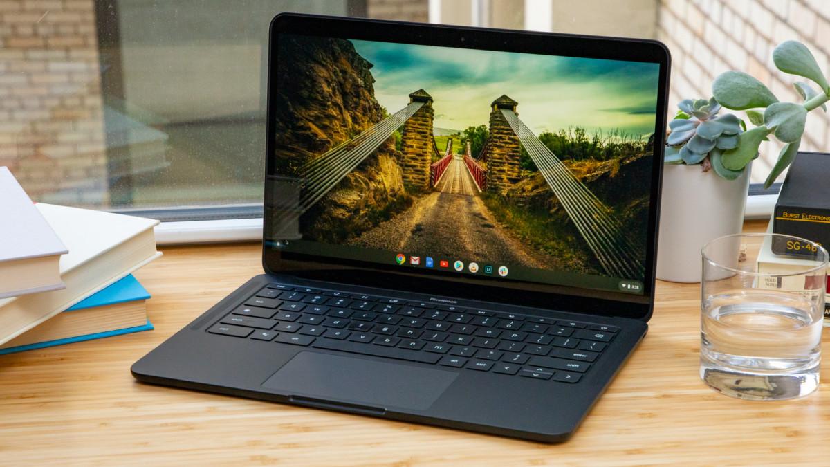 Logiciel Windows sur Chromebook