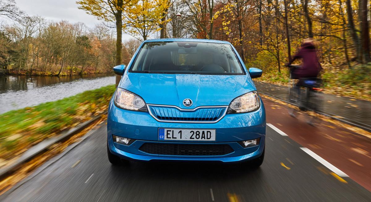 Petit imbroglio sur l'avenir de la Škoda Citigo-e iV