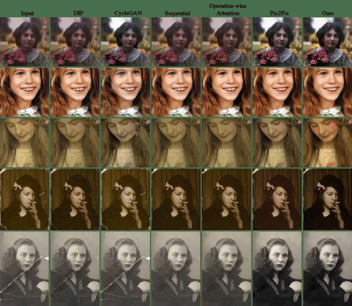 L'IA de Microsoft sait améliorer vos vieilles photos