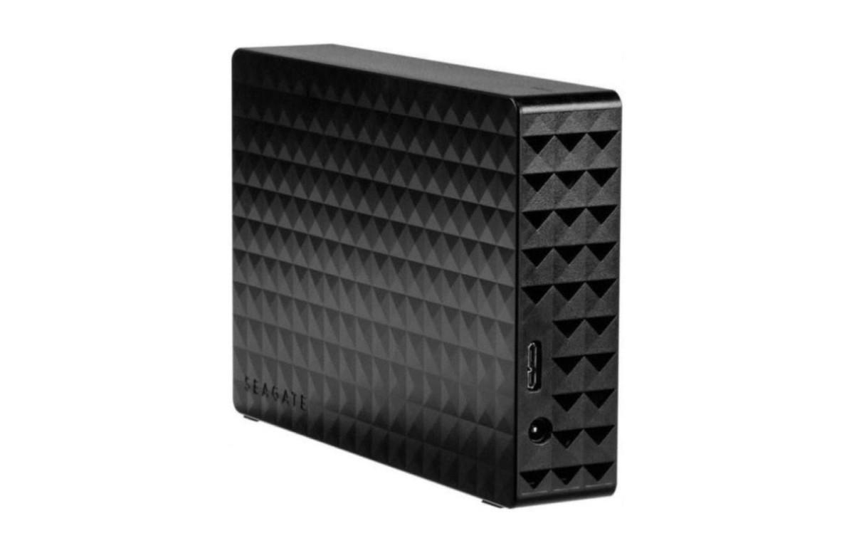 Le disque dur 8 To Seagate Expansion passe à moins de 150 euros