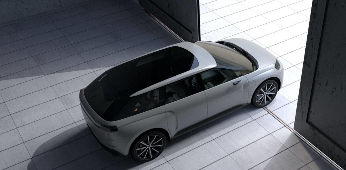 Le SUV électrique