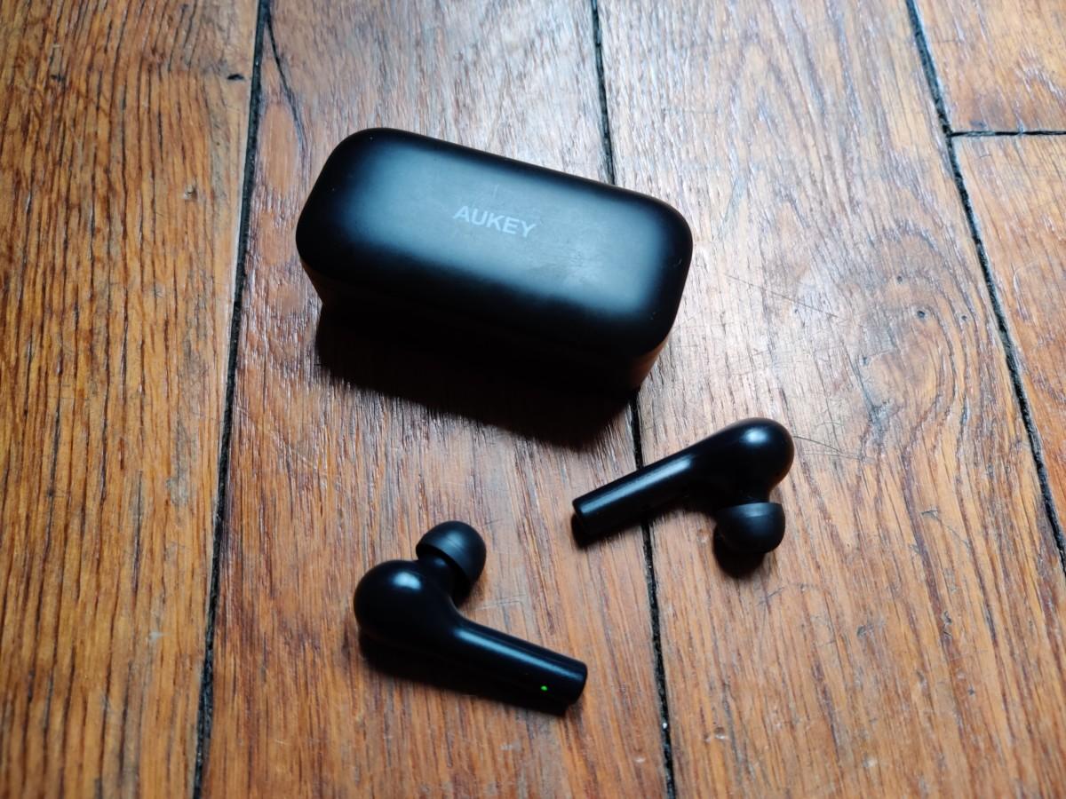 Les écouteurs sans fil Aukey EP-T21