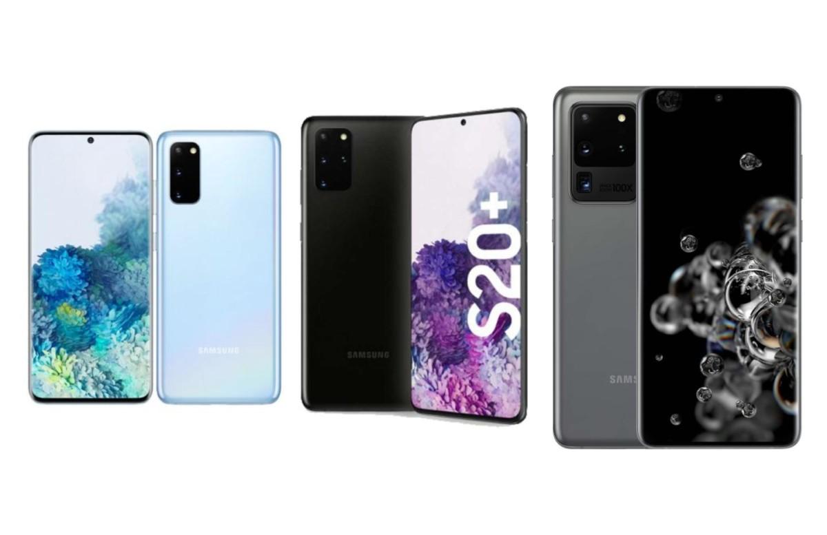 Fnac relance une vague de promotions sur TOUS les Samsung Galaxy S20