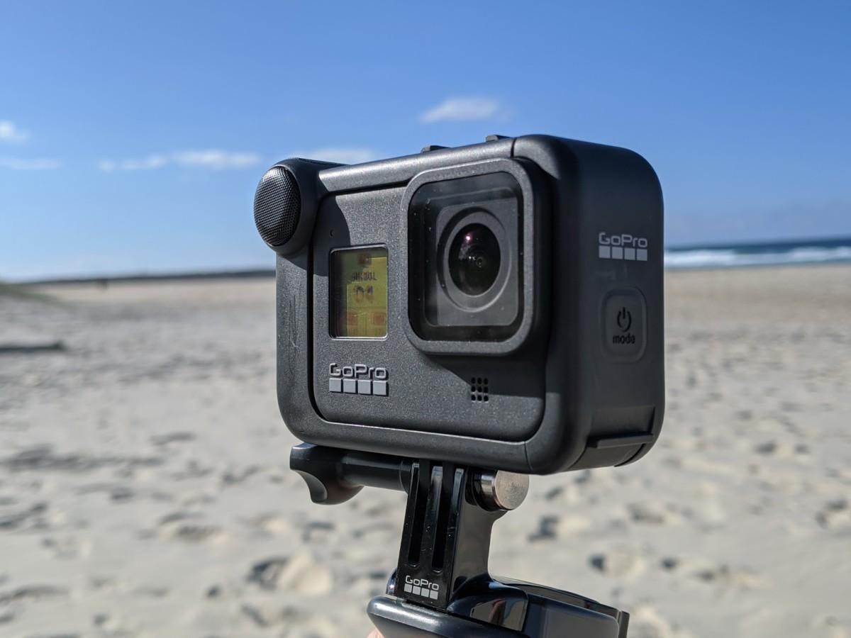 La GoPro Hero8 Black et son module médias