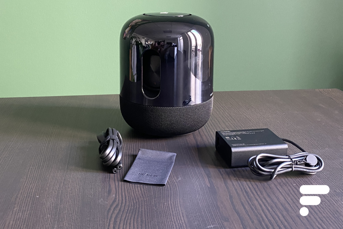 L'enceinte connectée de Huawei, la Sound X