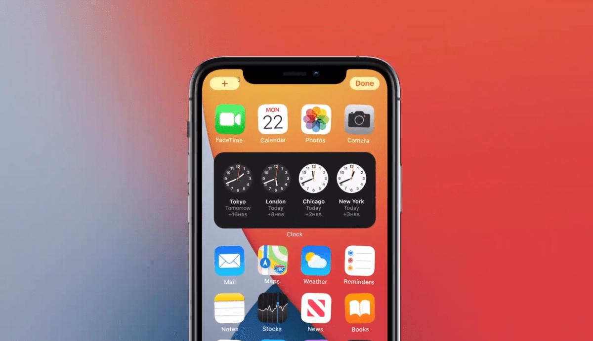 iOS 14, iPadOS 14 et WatchOS 7 disponibles dès maintenant