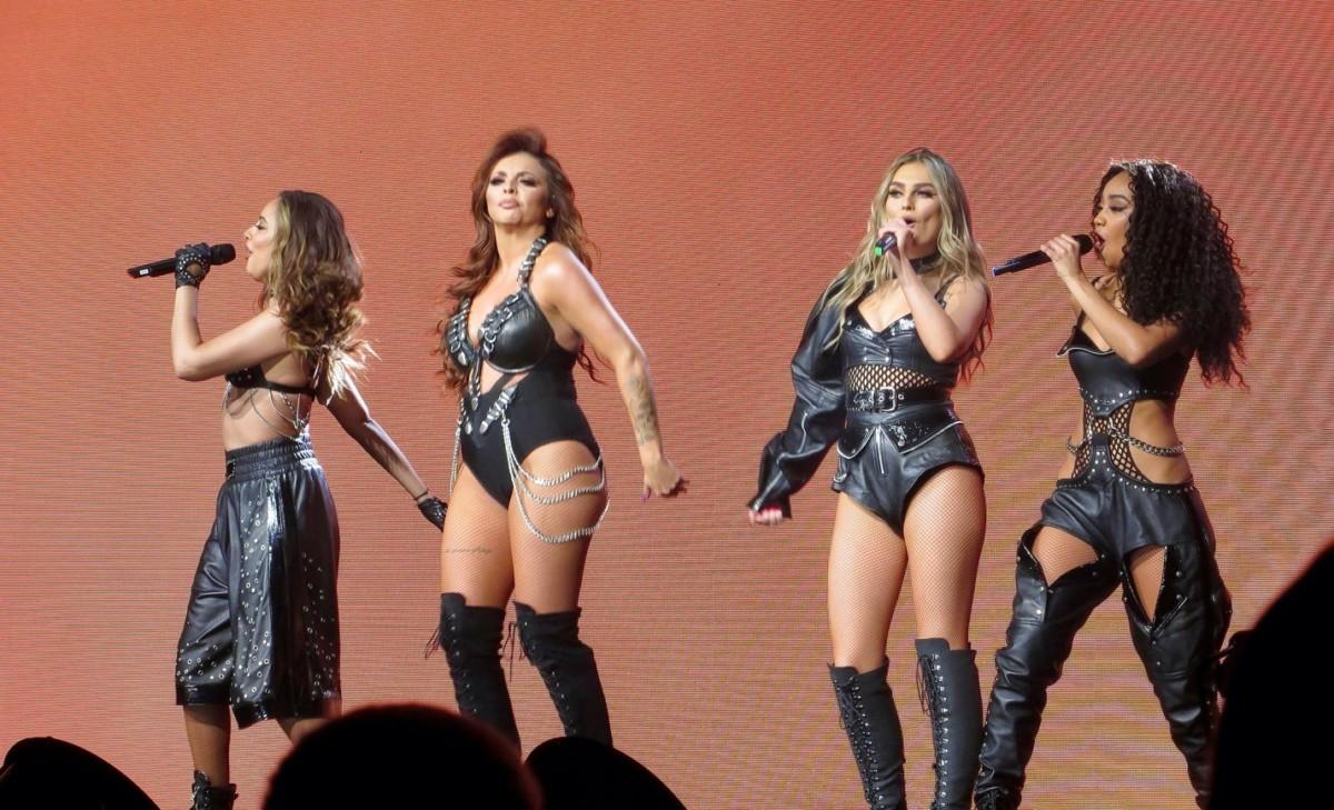 L'IA de Microsoft a confondu deux des chanteuses du groupe britannique Little Mix
