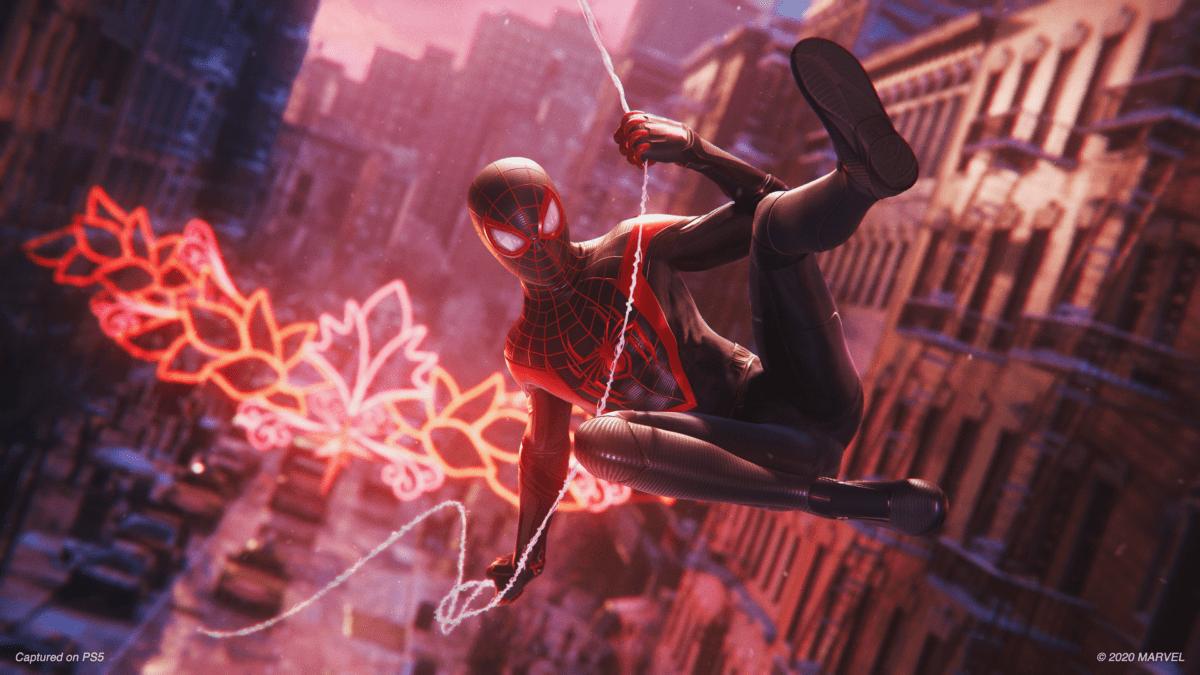 Marvel's Spider-Man Miles Morales sur PS5