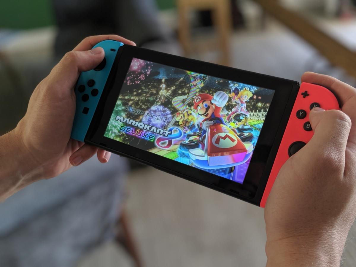 La Nintendo Switch est parfois victime d'un bug, le fameux Joy Con Drift
