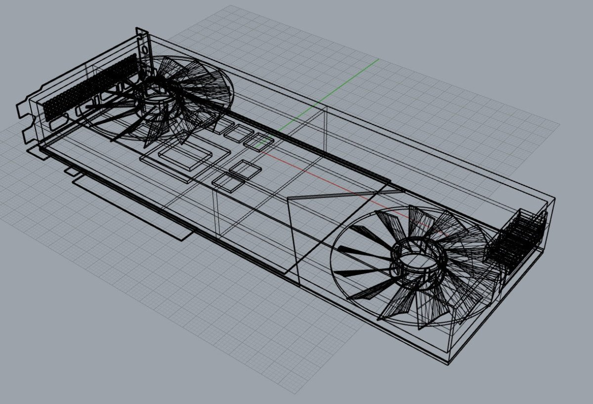 Nvidia RTX3080: de premières photos supposées montrent un nouveau refroidissement