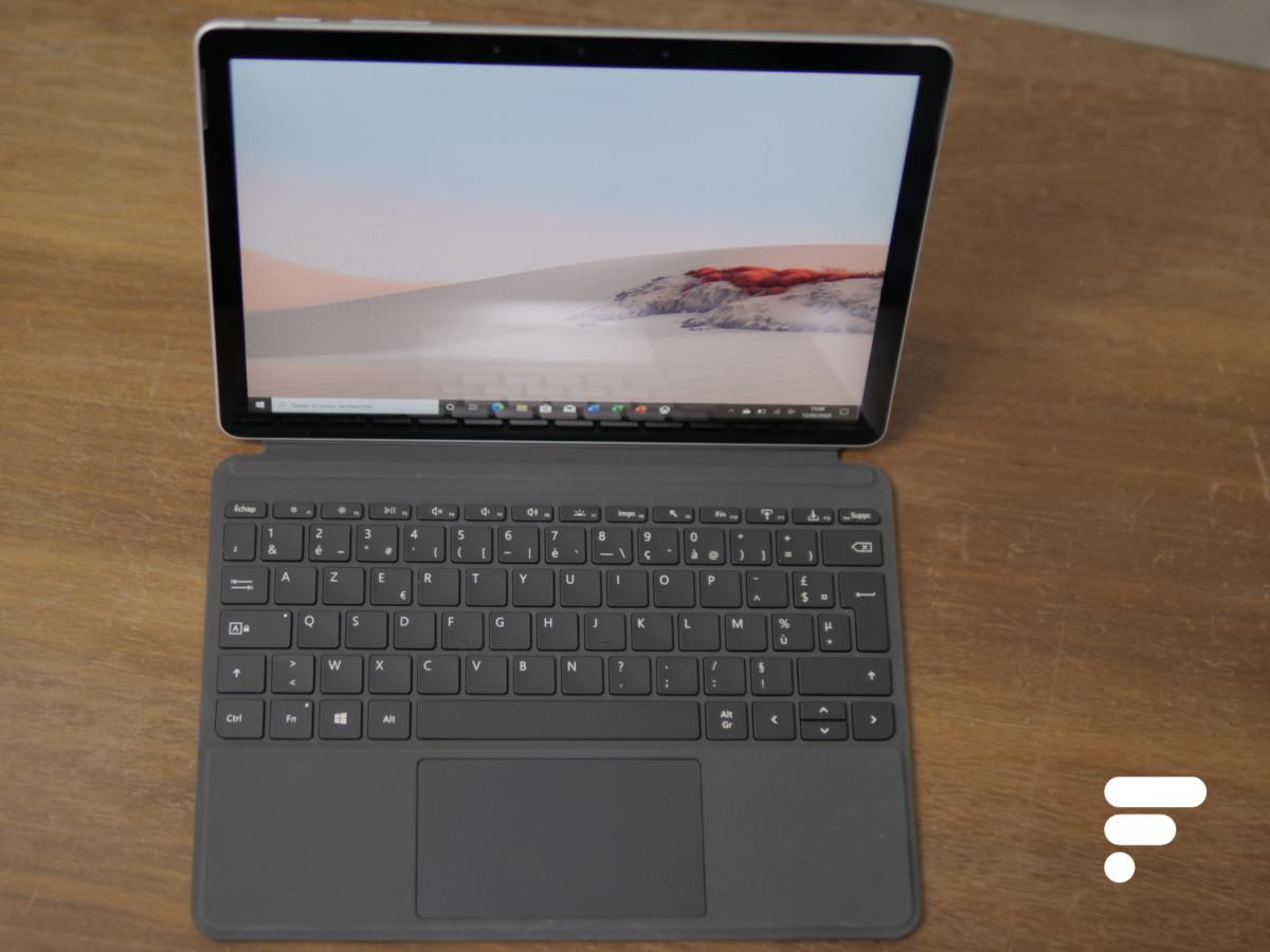 La tablette Surface Go 2 de Microsoft