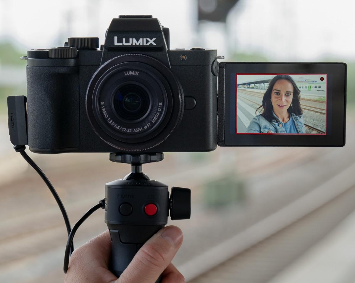 Le Panasonic Lumix G100