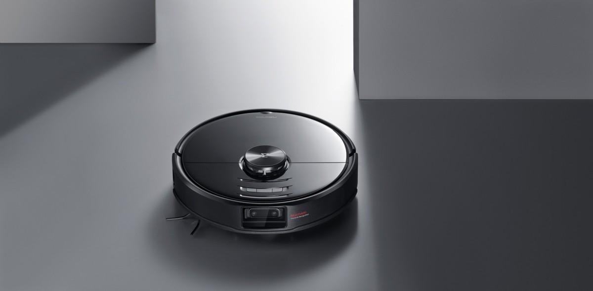 Le Roborock S6 MaxV se mue aussi en caméra de surveillance à distance