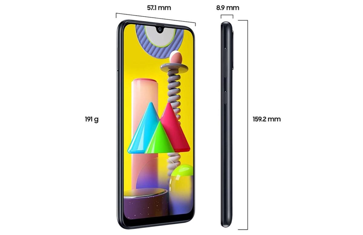 Où acheter le Samsung Galaxy M31 au meilleur prix en 2021 ?