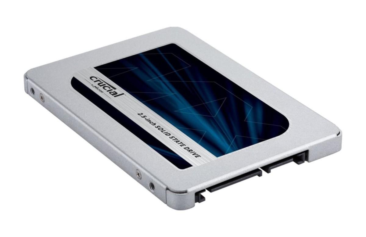Donnez un coup de boost à votre PC avec le SSD Crucial MX500 en promotion