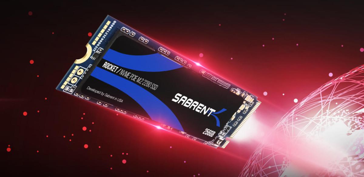 SSD performant sur PC