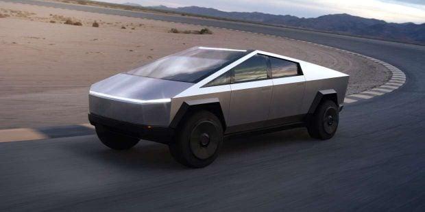 Au moins, le Tesla Cybertruck ne ressemblera à aucun autre véhicule.