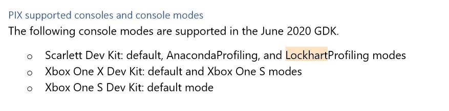 Le kit de développement propose deux modes