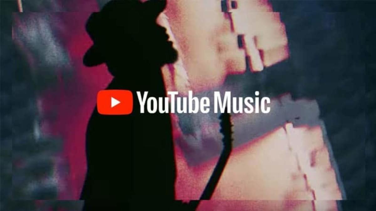 YouTube Music a été lancé il y a deux ans